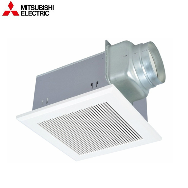 [VD-18ZXP12-C]三菱電機[MITSUBISHI]天井換気扇・天井扇[クールホワイト][大風量形・低騒音タイプ]