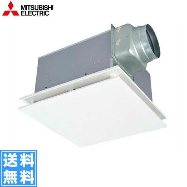 三菱電機[MITSUBISHI]天井換気扇・天井扇VD-23ZXP10-FP[クールホワイト][大風量形・低騒音タイプ]【送料無料】
