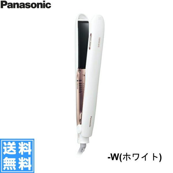 [EH-HS9A-W]パナソニック[Panasonic]ストレートアイロンナノケア【送料無料】