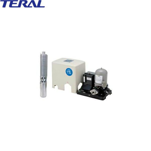 テラル[TERAL]深井戸用定圧力給水式ポンプ25TWS-5.35S-8[TWS形][0.35KW][単相100][50Hz][送料無料]
