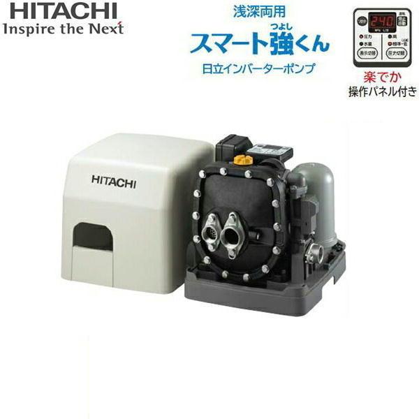 【9/10(木)限定・エントリー&カードでポイント最大11倍】[CM-K750X]日立ポンプ[HITACHI]インバーター浅深両用自動ブラダ式ポンプ[750W][50Hz/60Hz共用][三相200V][送料無料]