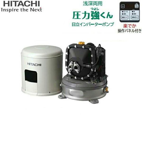 [CT-P150X]日立ポンプ[HITACHI]インバーター浅深両用自動ポンプ[150W][50Hz/60Hz共用][単相100V]【送料無料】