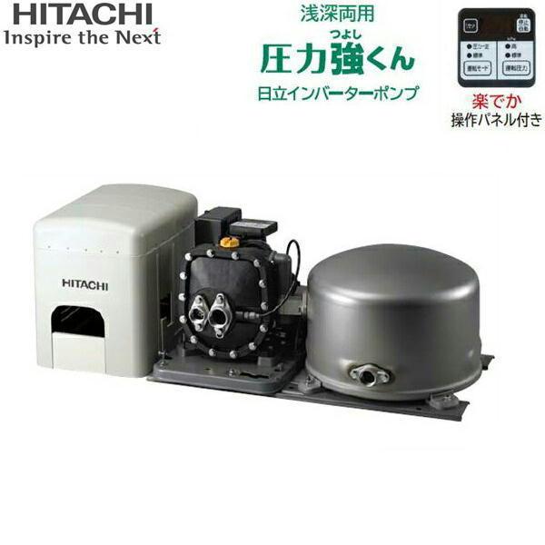 [CT-P400X]日立ポンプ[HITACHI]インバーター浅深両用自動ポンプ[400W][50Hz/60Hz共用][単相100V]【送料無料】