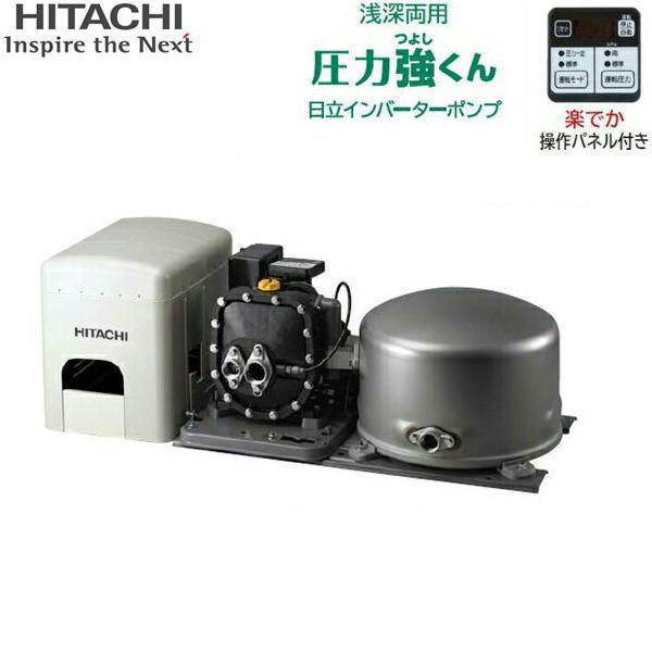 [CT-P600X]日立ポンプ[HITACHI]インバーター浅深両用自動ポンプ[600W][50Hz/60Hz共用][単相100V]【送料無料】
