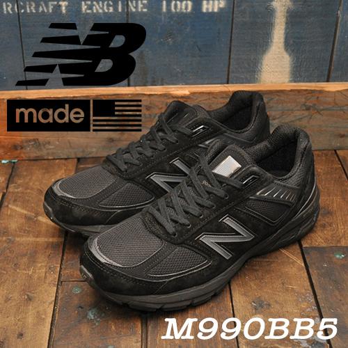 【MADE IN USA】 NEW BALANCE (ニューバランス) M990BB5 /990V5
