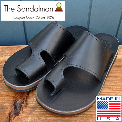 THE SANDALMAN (サンダルマン) X WATER BEACHOVER / ビーチオーバー ラティーゴレザー
