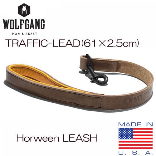 WOLFGANG MAN & BEAST (ウルフギャング) Horween LEASH 10P03Dec16