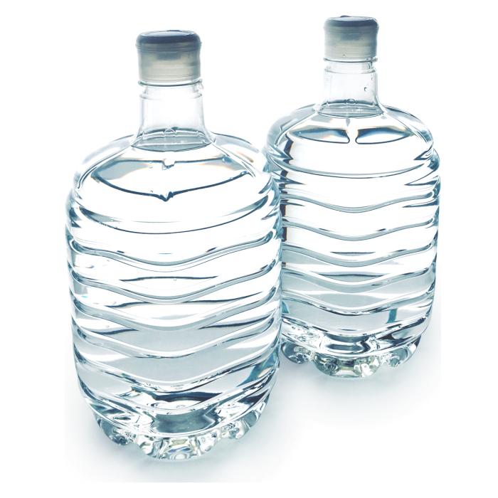 箱島湧水エア8L1箱2本入ウォーターサーバー対応ボトル
