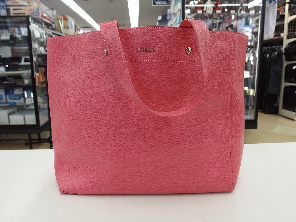 フルラ FULRA トートバッグ まとめ買い特価 物品 中古 ピンク