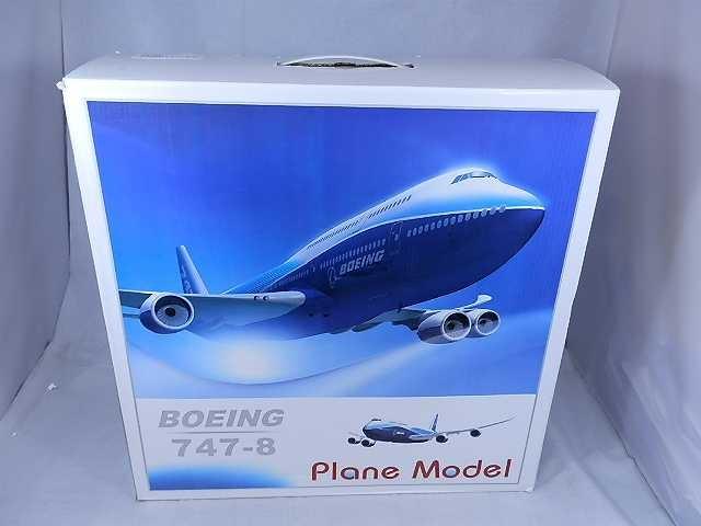 PLANE MODEL ボーイング747-400 【中古】