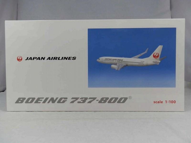 【未使用】 エヴァーライズ EVER RISE JAPAN AIRLINES BOEING 737-800