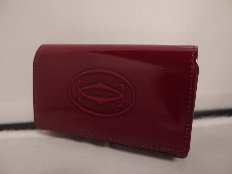 カルティエ Cartier ハッピーバースデー キーケース L3000929 【中古】
