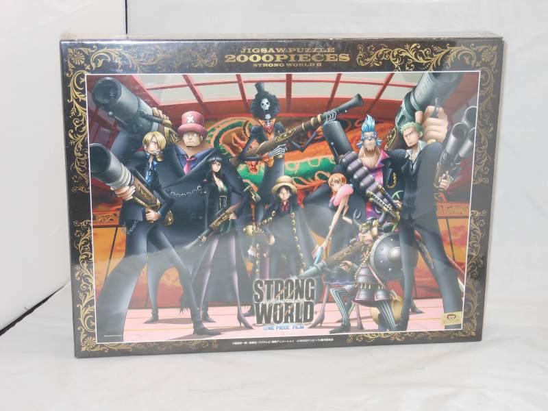 2000PIECES STRONG WORLD 【中古】