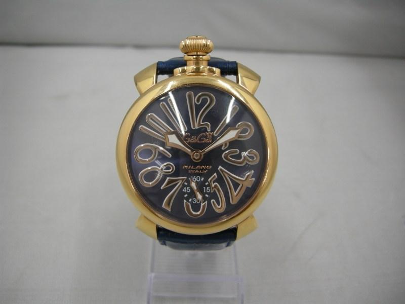 ガガミラノ GaGa MILANO 腕時計 N.26601 【中古】