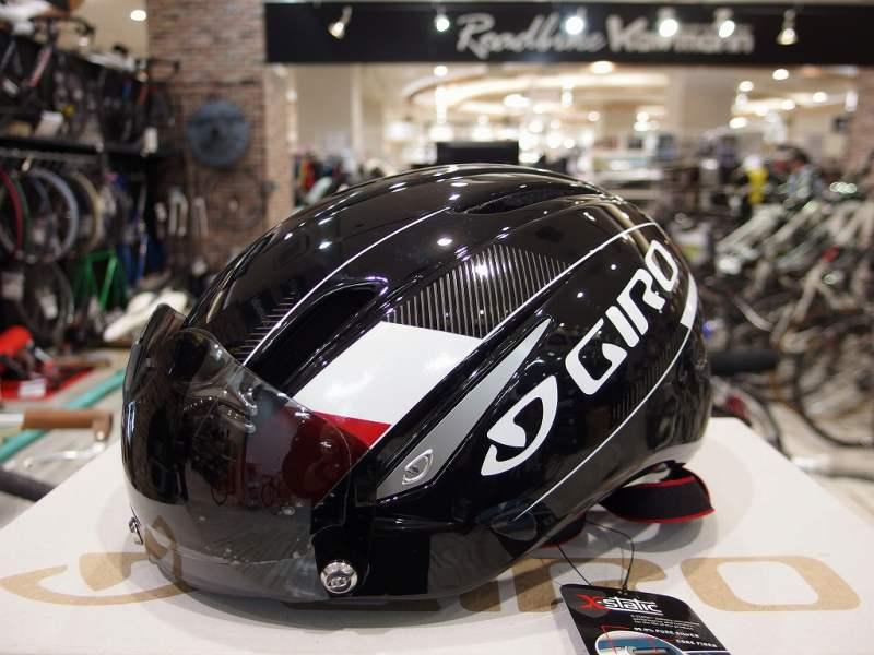 ジロ GIRO ヘルメット AIR ATTACK SHIELD S 【中古】