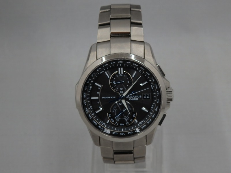 オシアナス OCEANUS 腕時計 OCW-T2500 【中古】
