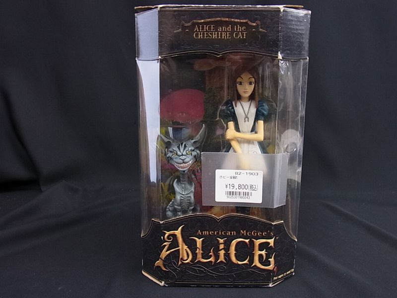 American McGee's Alice and the Cheshire Cat Tower Records Exclusive GITD 【中古】