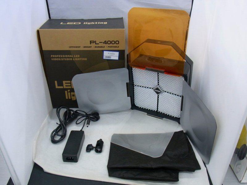 カムライト Camlight LEDライト PL-4000A 【中古】