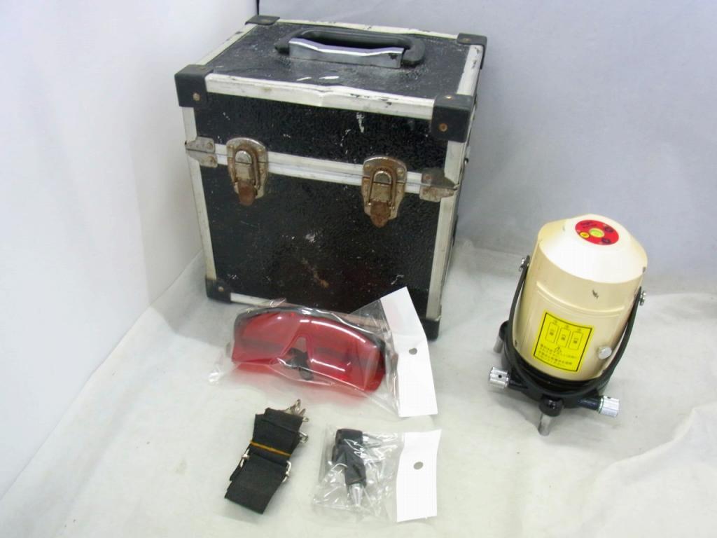 マイト工業 マイト工業 レーザー墨出し器 MLA-116E 【中古】【SS2009T】