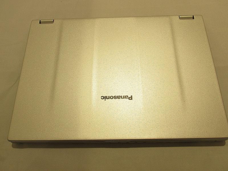パナソニック Panasonic ノートPC CF-MX3 【中古】