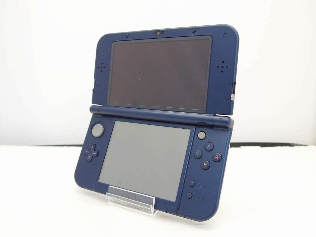 ニンテンドー Nintendo Newニンテンドー3DSLL RED-001 【中古】
