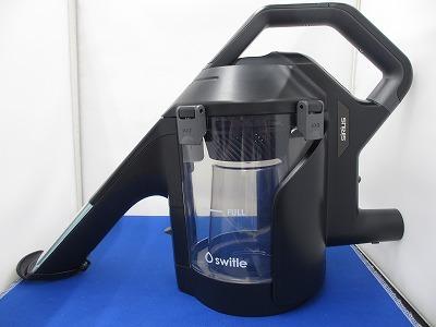 【未使用】 シリウス SIRIUS 水洗いクリーナー ブラック SWT-JT500 【SS2006T】