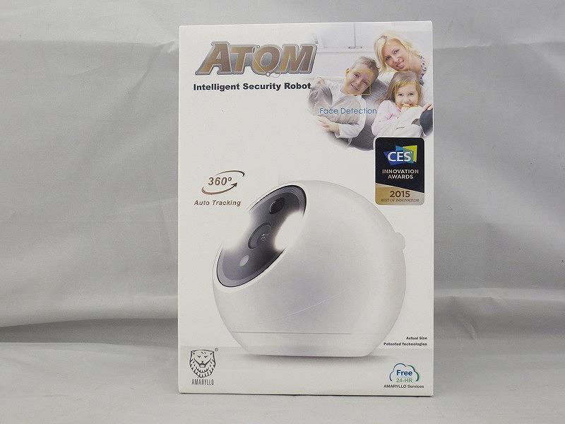 未使用品 日本全国 送料無料 未使用 ATOMIC ネットワークカメラ 新作 大人気 ACR1501R11 ホワイト