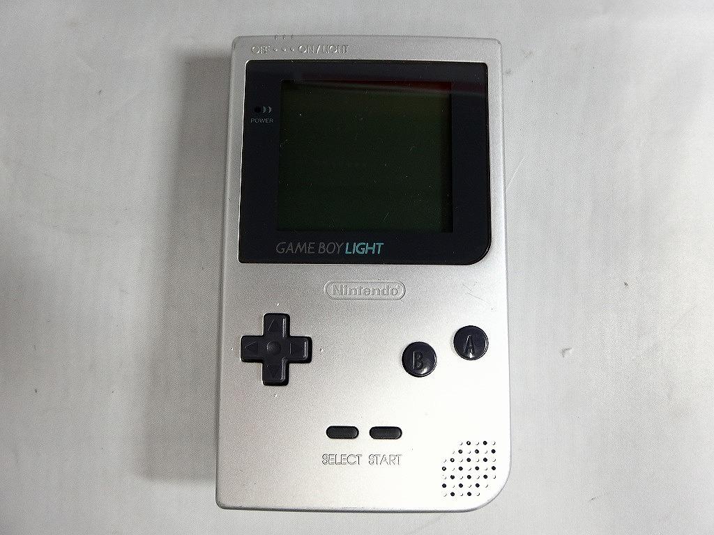 ニンテンドー Nintendo GAME BOY 超歓迎された MGB-101 LIGHT 中古 記念日