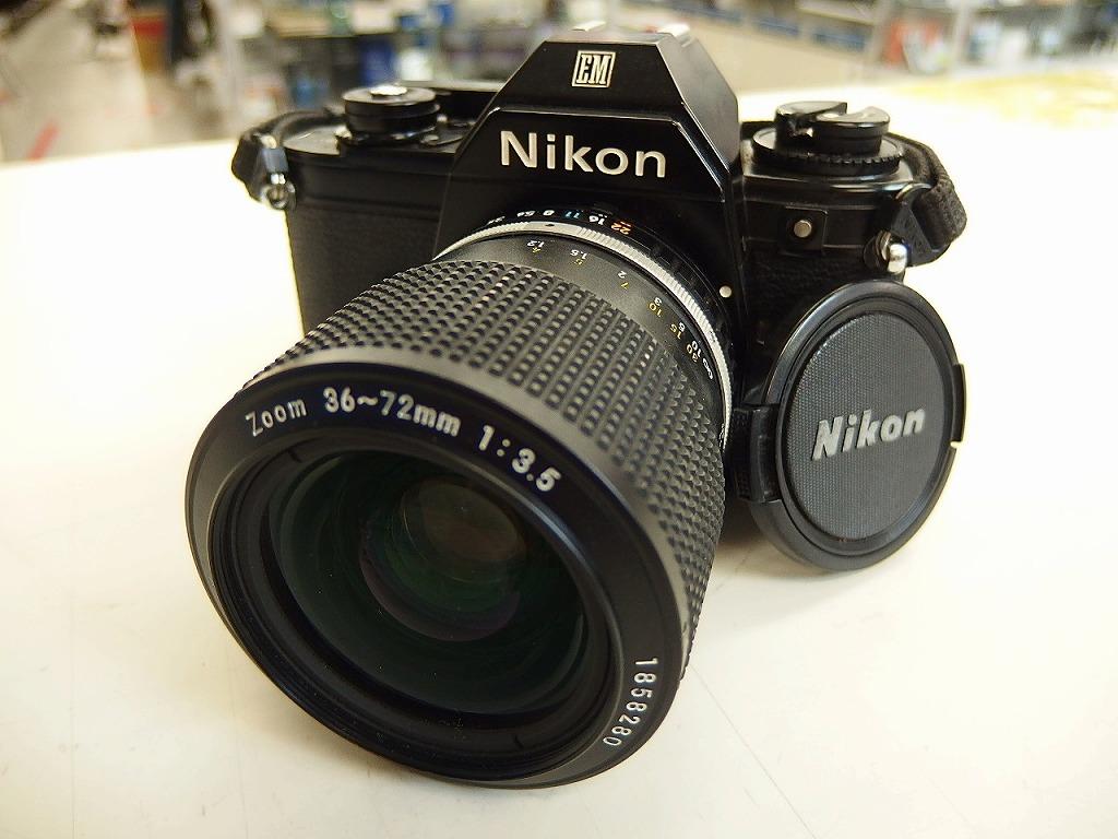 ニコン Nikon 【ジャンク】フィルムカメラ EM 【中古】