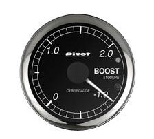 サイバーゲージ ブースト計 CSB センサータイプ PIVOT(ピボット)