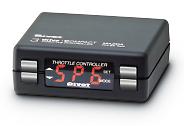 スロコン スロットルコントローラー 3DRIVE COMPACT THC-M マツダパルス式対応ハーネスセット【アクセラ】【ビアンテ】【プレマシー】PIVOT(ピボット)