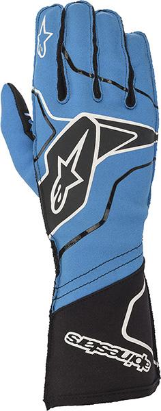カートレーシンググローブ TECH-1 KX v2 GLOVES BLUE BLACK 713 alpinestars (アルパインスターズ)