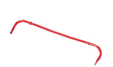 CX-5(KF/KE系2WD車) CX-8(KG系4WD車/KG系2WD車) アクセラ(BYEFP-~199999) スポーツスタビライザー2WD車 リア 【AUTOEXE オートエクゼ】