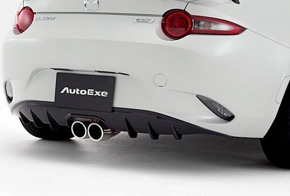 ロードスター(NDERC)用 スポーツマフラー 【AUTOEXE オートエクゼ】 (代引不可)