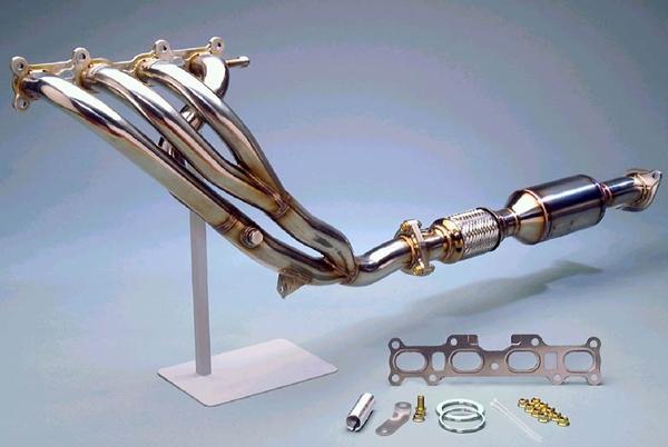 ロードスター(NB6C-100001~299999MT車)用 エグゾーストマニホールド (エキゾースト)【AUTOEXE オートエクゼ】