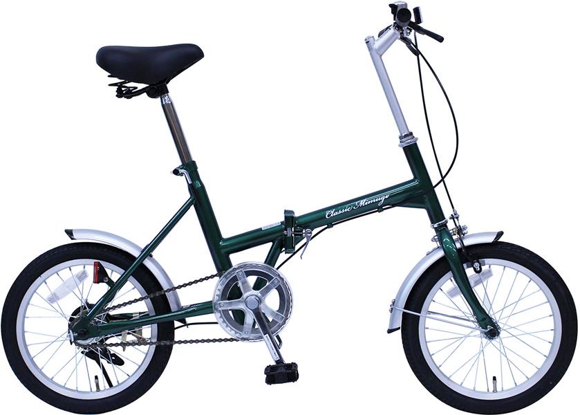 Classic Mimugo FDB16G カラー:グリーン タイヤサイズ16 mg-cm16g