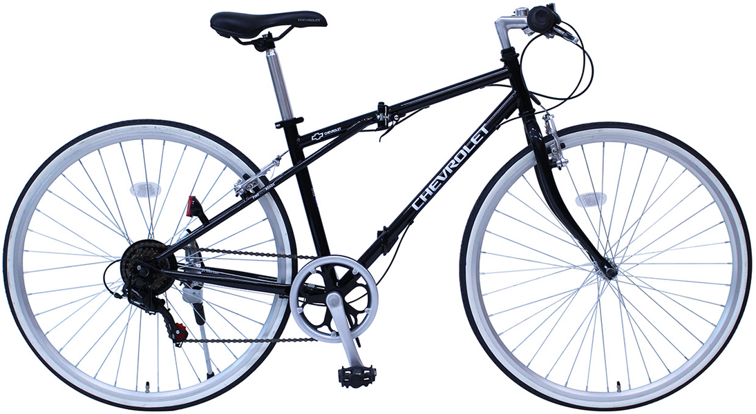 CHEVROLET FD-CRB700C6SG カラー:ブラック タイヤサイズ700C mg-cv7006sg