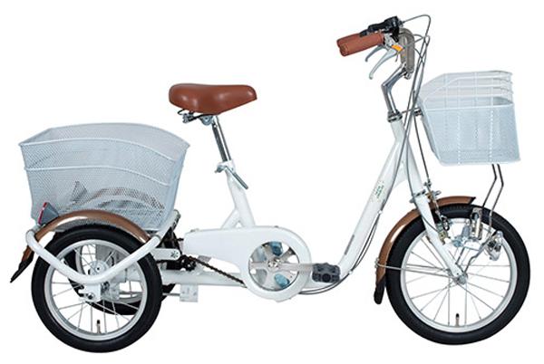 SWING CHARLIE ロータイプ 三輪自転車
