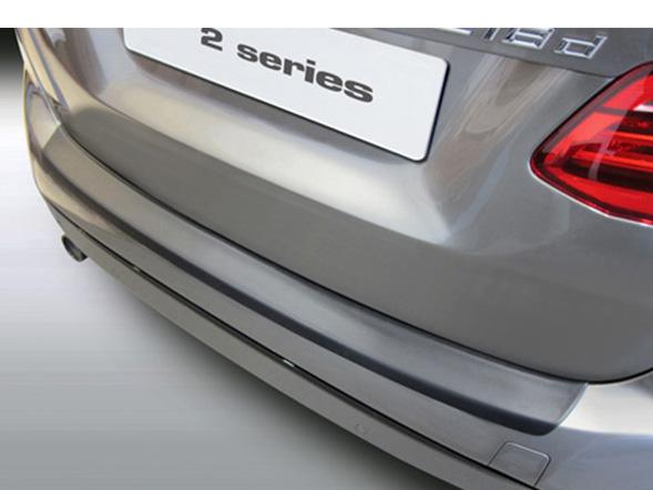 リアバンパープロテクター BMW 2シリーズ(F45)アクティブツアラー 2014~ Mスポーツ以外 ブラック RGM