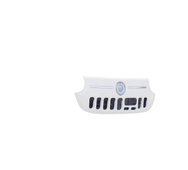 MOVE CANBUS スマアシII 用 フロントグリル 塗装済 パールホワイトIII D-SPORT