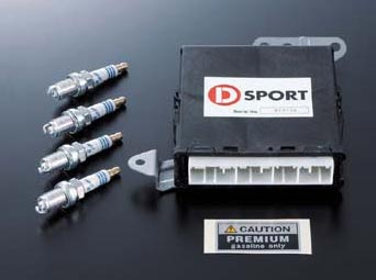 D-SPORT(ディースポーツ)コペン スポーツECU コンピューター