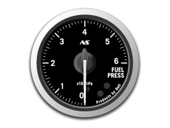 【数量限定残り1個】【Defi(デフィー)】 アドバンス RS 燃圧計 52パイ