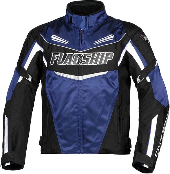 SAW マルチシーズン ジャケット ブルー FJ-A192-BL FLAGSHIP(フラッグシップ)