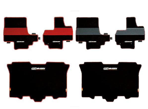 無限 N-BOX チップアップ&ダイブダウン機能付きスライドシート装備車用 スポーツマット