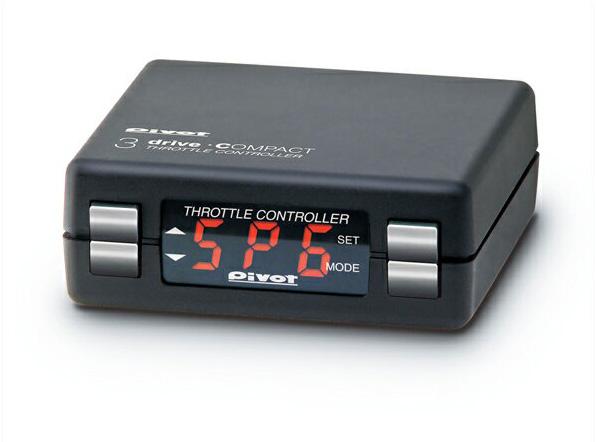 【プレゼント付き】スロコン スロットルコントローラー 3DRIVE COMPACT THC 車種別ハーネスセット PIVOT(ピボット)