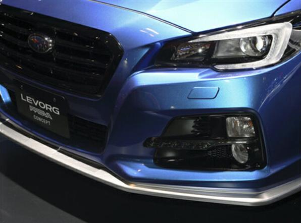 VM LEVORG/レヴォーグ フロントアンダリップスポイラー 塗装済 エアロ 【PROVA プローバ】 (代引不可)