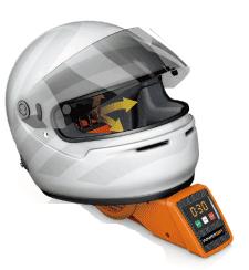 休克醫生權力幹頭盔乾燥機