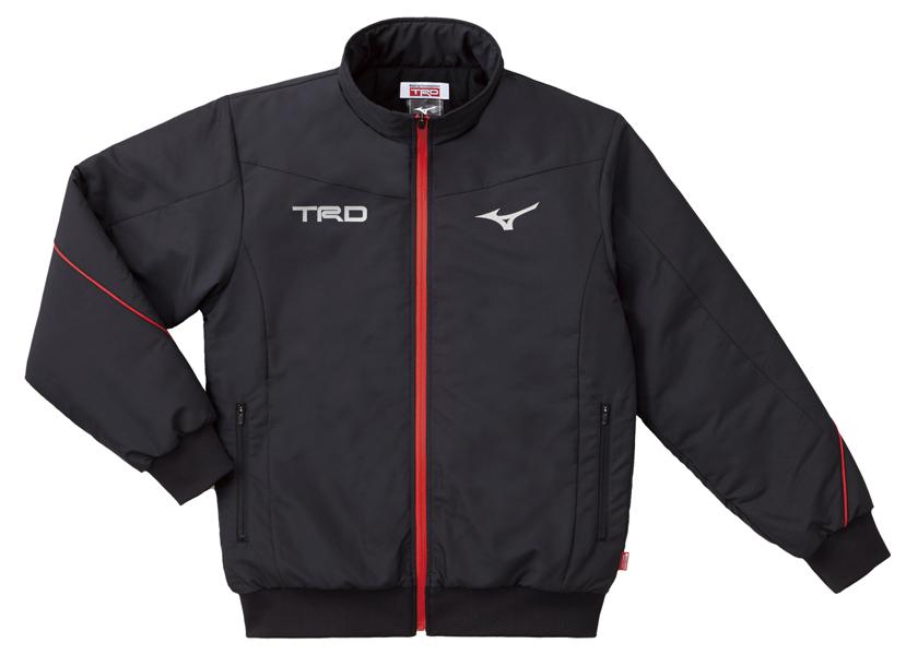 TRD ブレスサーモブルゾン ブラック