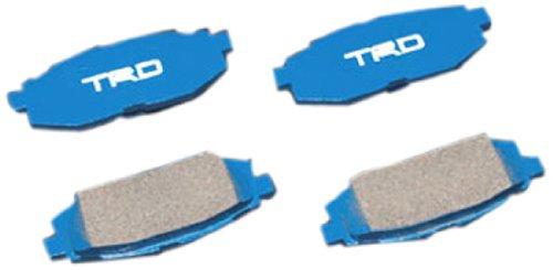 TRD トヨタ86(ZN6) G, RC専用 TRD ブレーキパッド(リア) 純正キャリパー用 【toyota 86】 【toyota】 【トヨタ】