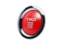 【送料無料】 TRD トヨタ86(ZN6) プッシュスタートスイッチ GT-Limited, GT専用 【toyota 86】 【toyota】 【トヨタ】